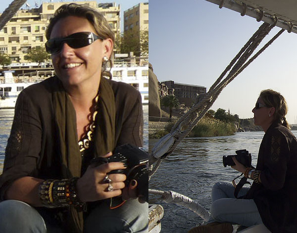 Teresa Soria Trastoy. Asesora y viajera de Viajes Ikertanoa.
