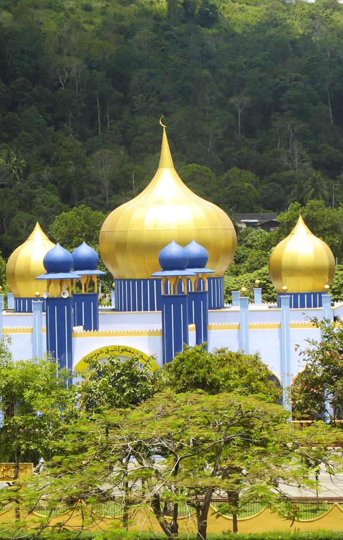 Viajes a Asia con Viajes Ikertanoa, todo el asesoramiento y la información necesaria para viajar independiente y diferente. Fotografía de Malaysia, Gua Musang.