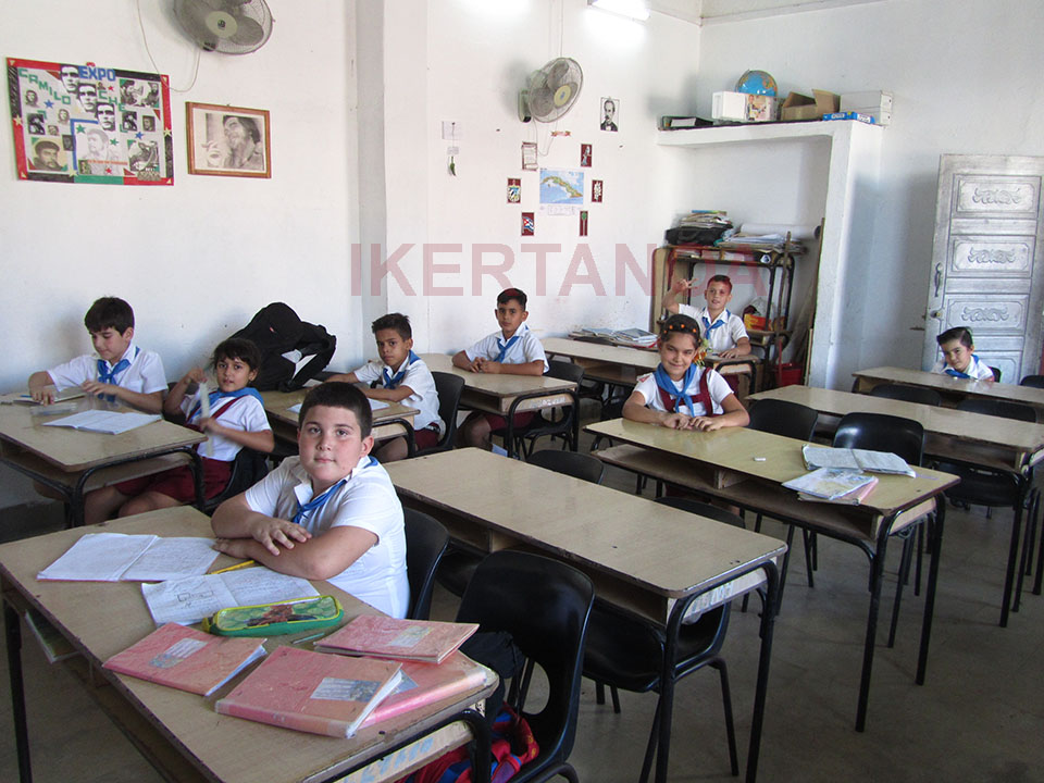 Colegio en Ciego de Ávila