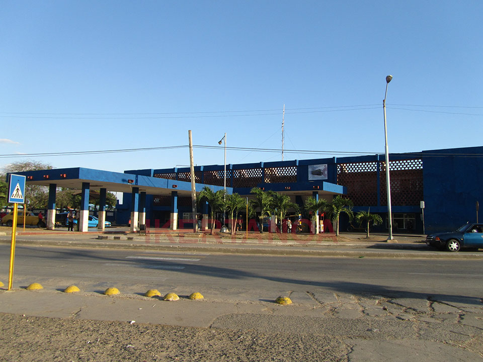 Estación de autobuses de Ciego de Ávila