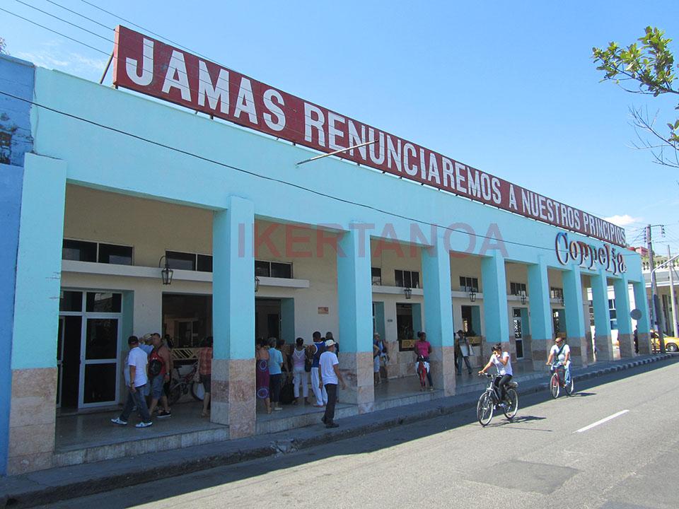 Heladería Coppelia en Cienfuegos