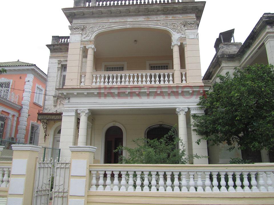 Nuestra casa particular en La Habana