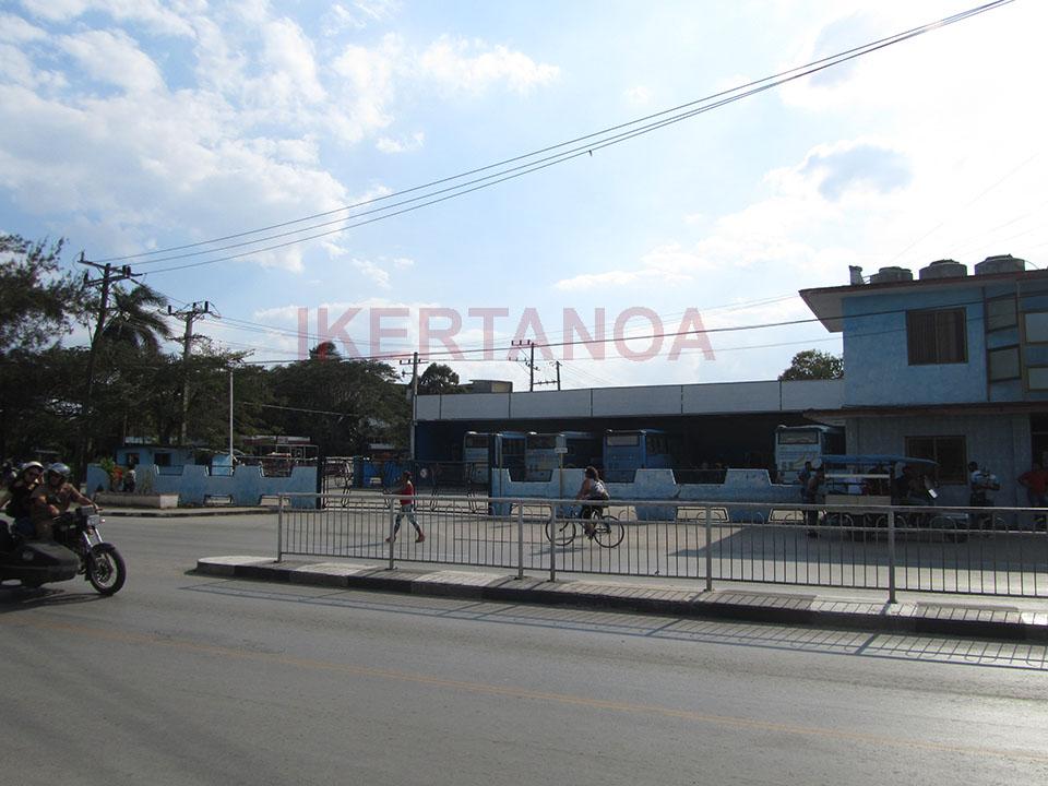 Estación de autobuses de Santa Clara