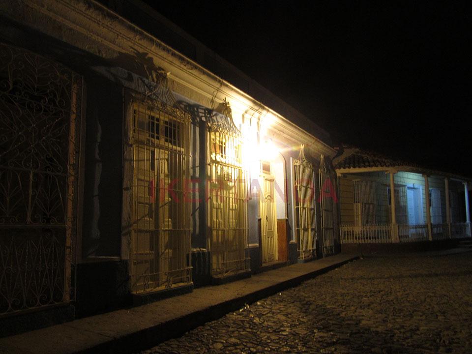 Típica casas de Trinidad