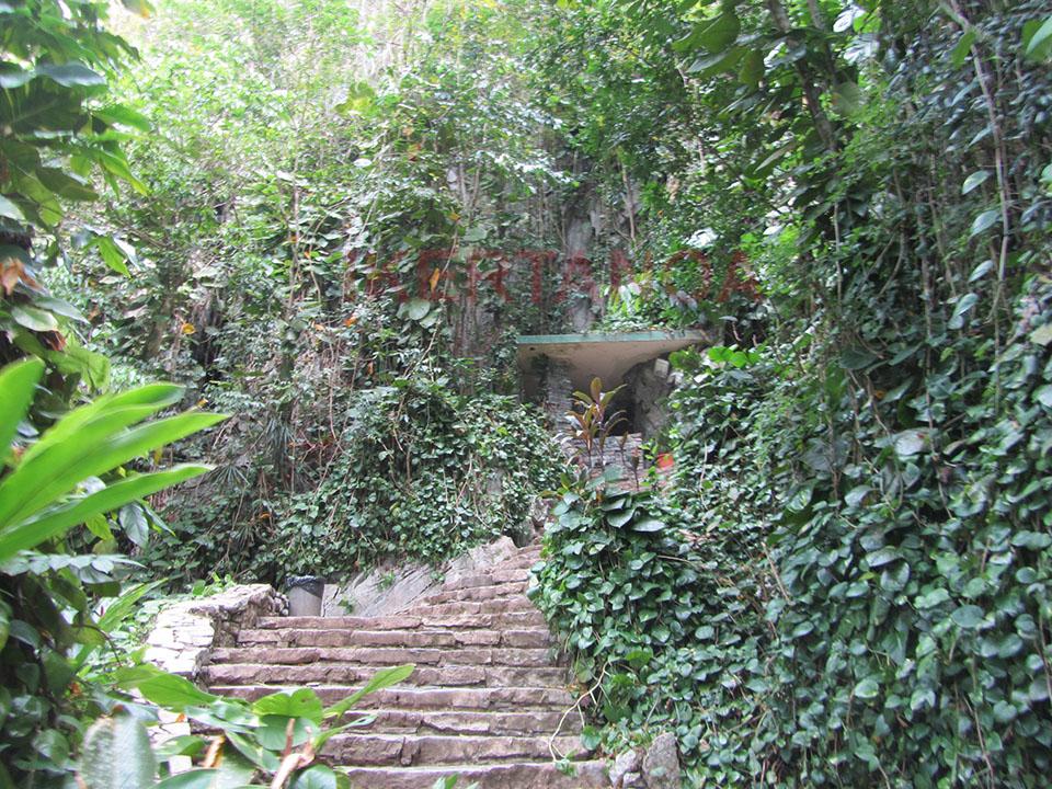 Entrada a la Cueva del Indio en Viñales