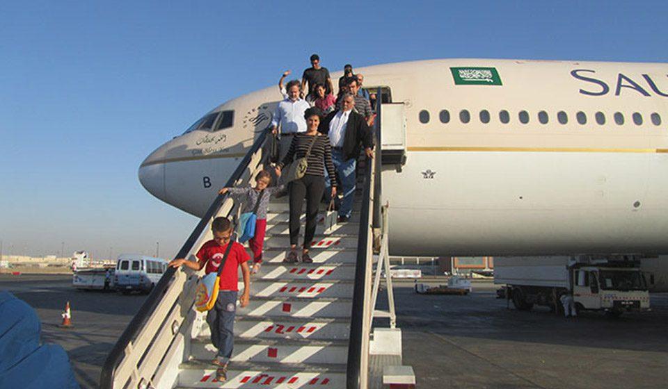 Aeropuerto de Jedaah, Arabia Saudí, Vuelo de Saudia Airlines - Viajes Ikertanoa