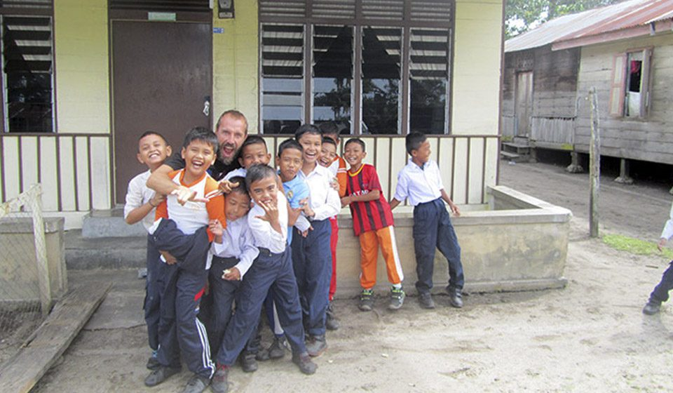 Desde Singkil, haciendo una parada en Sibolga, Sumatra, Indonesia - Viajes Ikertanoa
