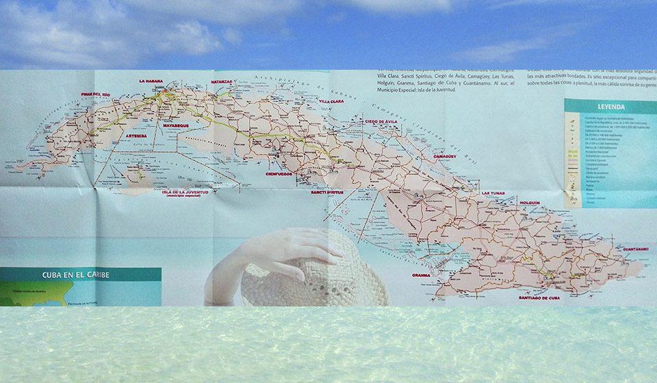 Mapa de Cuba - Viajes Ikertanoa