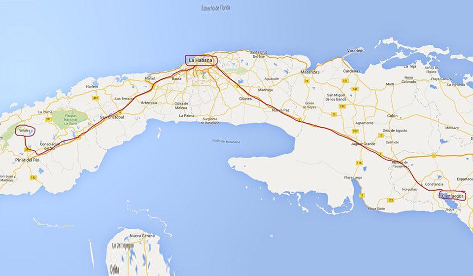 De Cienfuegos a Viñales, Cuba - Viajes Ikertanoa