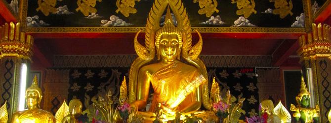 Viajes a Tailandia. Información de Chiang Mai.