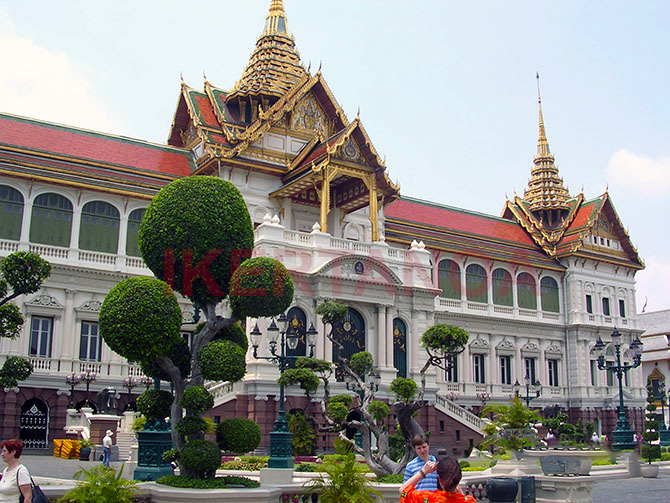 Gran Palacio de Bangkok - Grand Palace - Viajes a Bangkok, Tailandia con Viajes Ikertanoa.