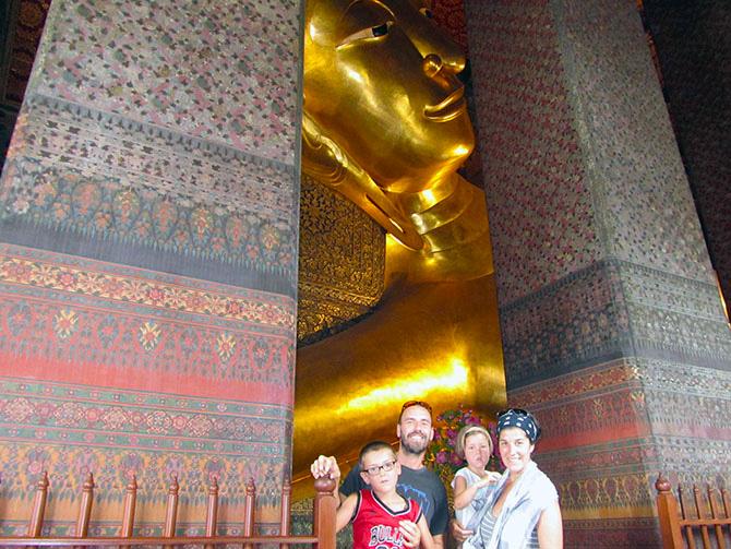 Wat Pho en Bangkok. Viajes a Bangkok, Tailandia con Viajes Ikertanoa.