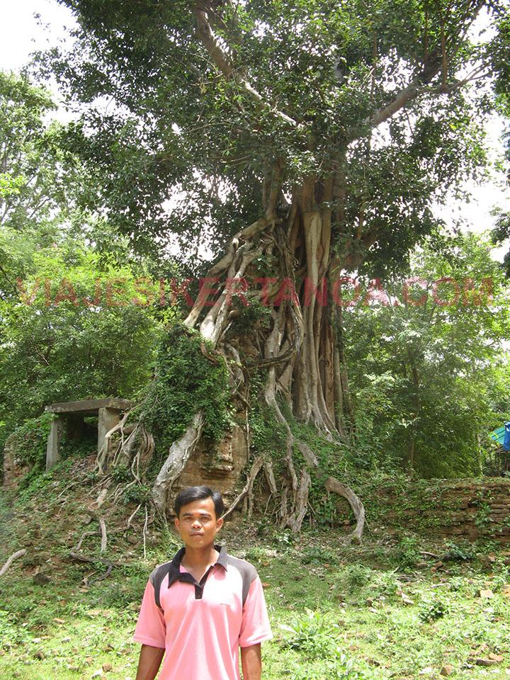 Templos de Sambor Prei Kuk en Kampong Thom en Camboya.