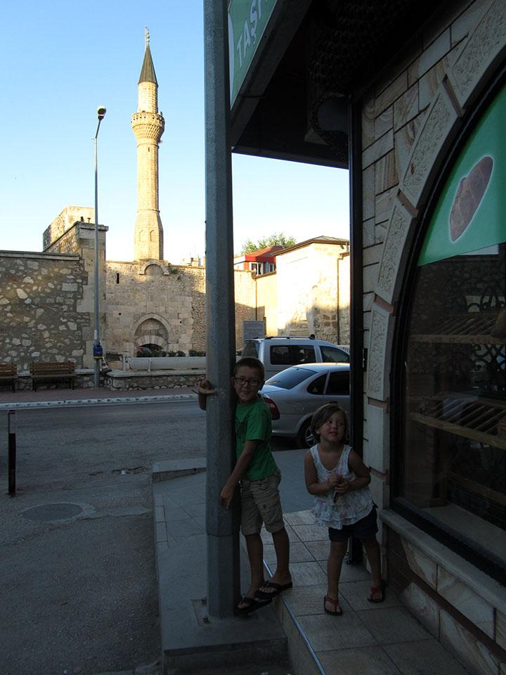 Ëgirdir en Turquía