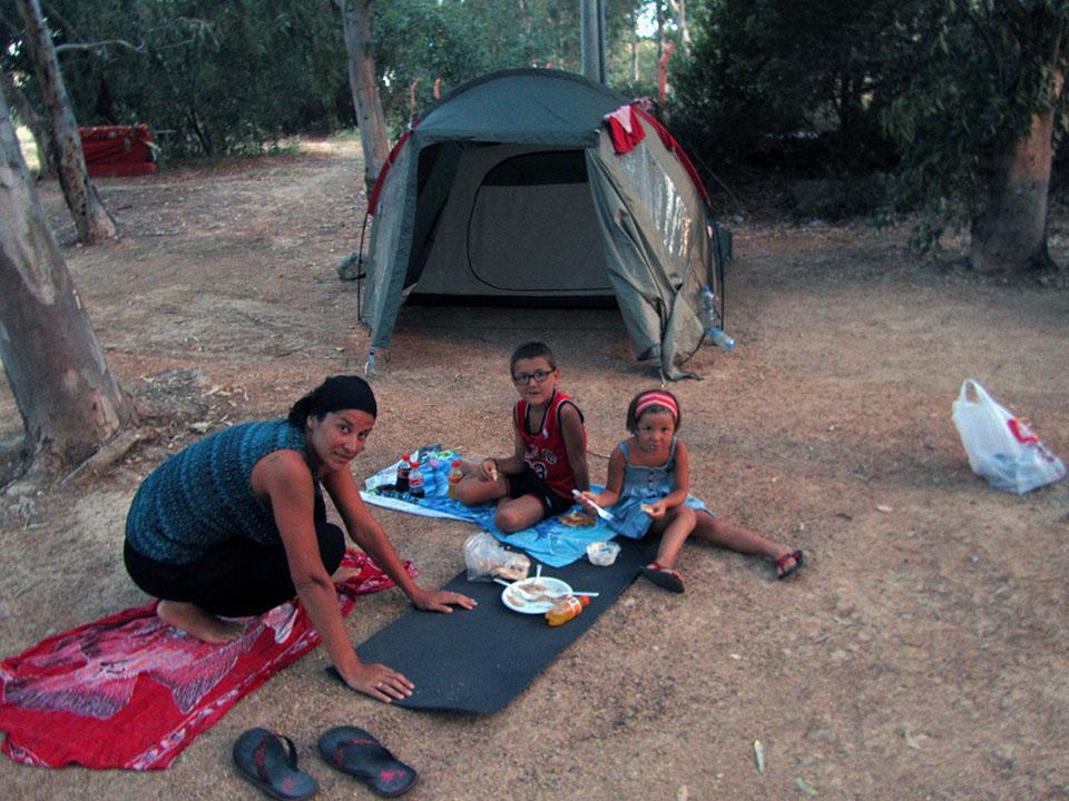 Camping Ilica en Turquía