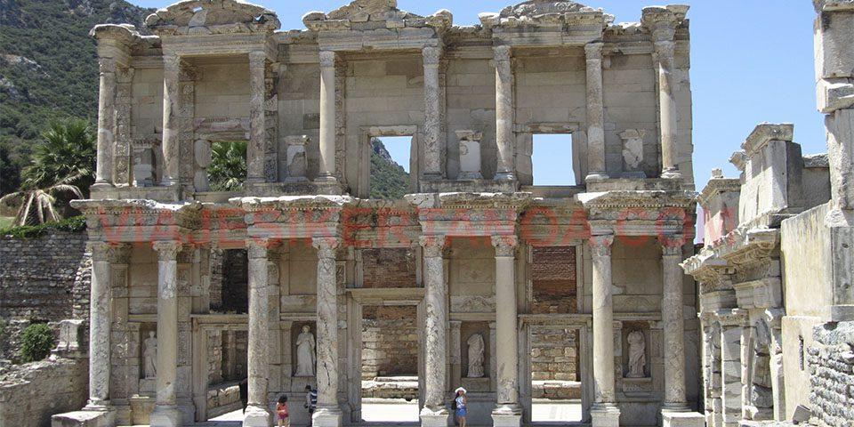 Efeso en Turquía