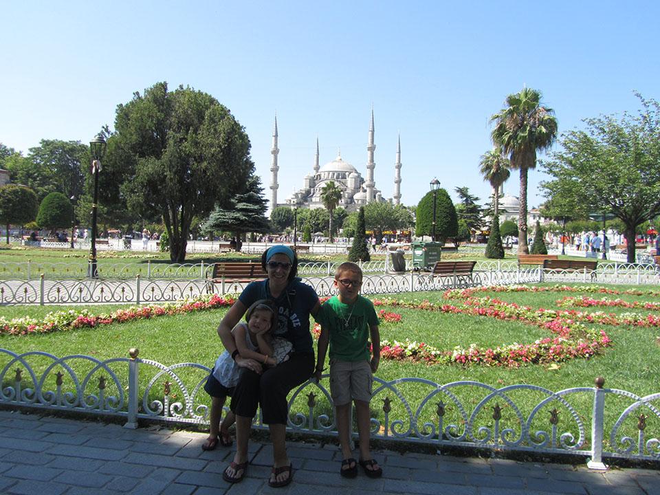 Estambul en Turquía.