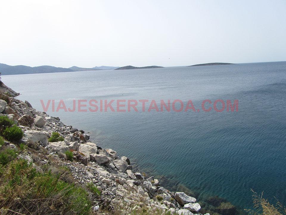 Peninsula de Bodrum, Turquía