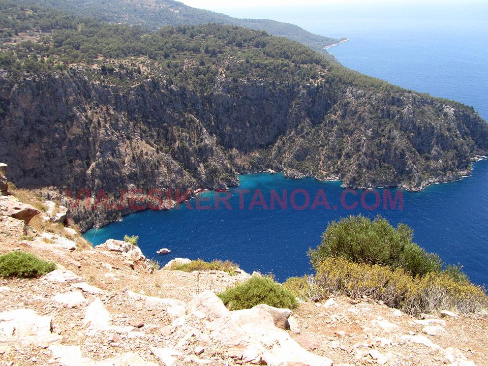 Valle de la Mariposa y Faralya en Turquía