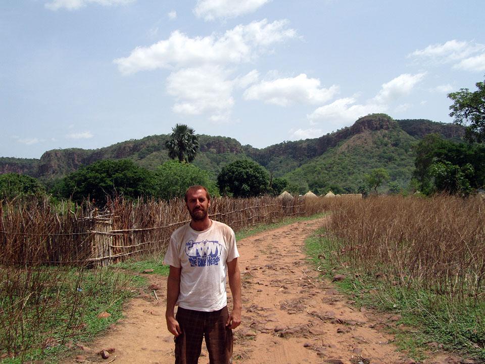 El pueblo de Dindéfelo en Senegal