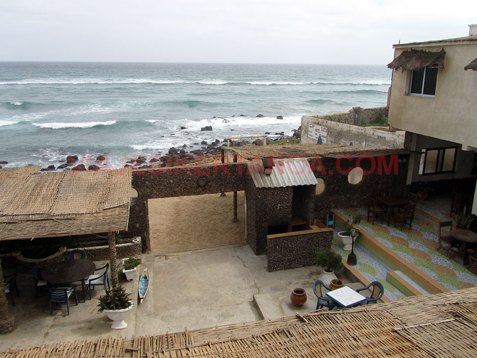Hotel Cap Ouest en Dakar, Senegal.