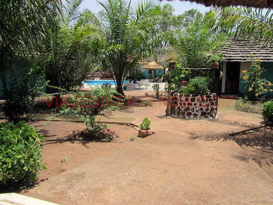 Hotel Le Bedik en Kédougou, Senegal.