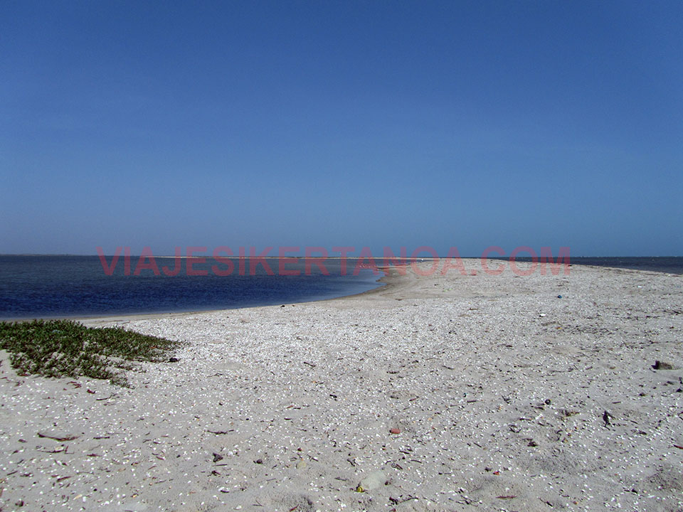Isla en Joal - Fadiouth, Senegal