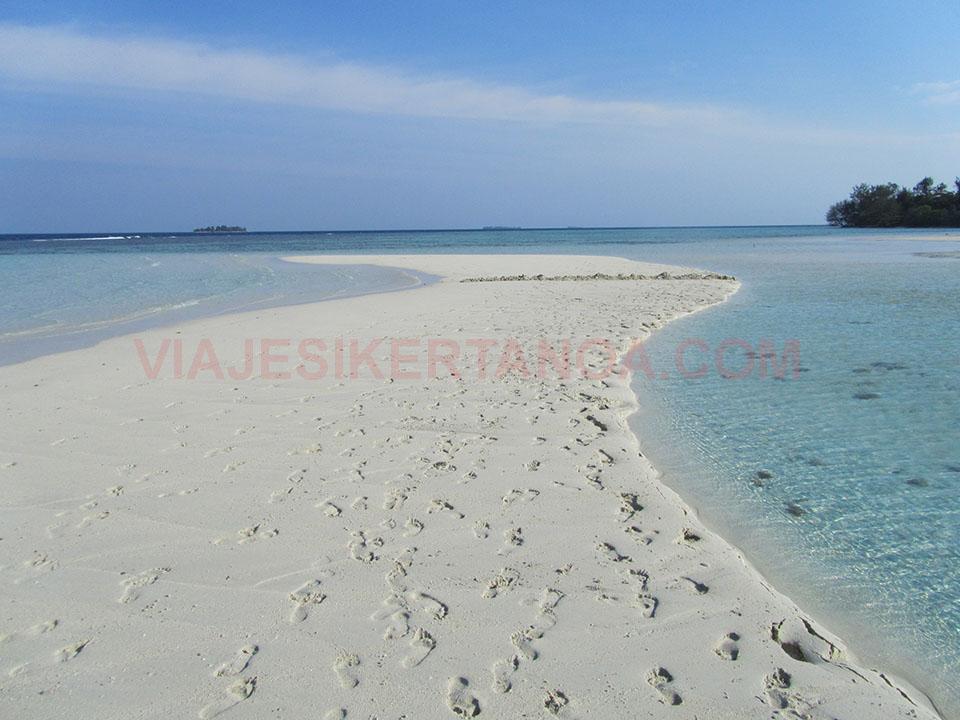Islas Karimunjawa en Java, Indonesia