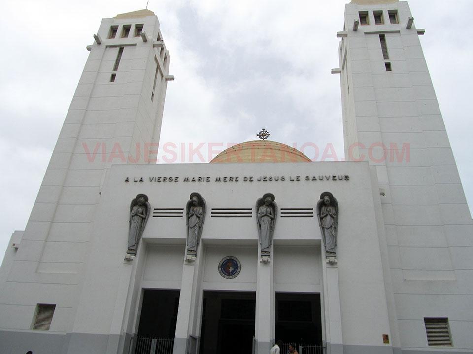 La Catedral de Dakar, Senegal