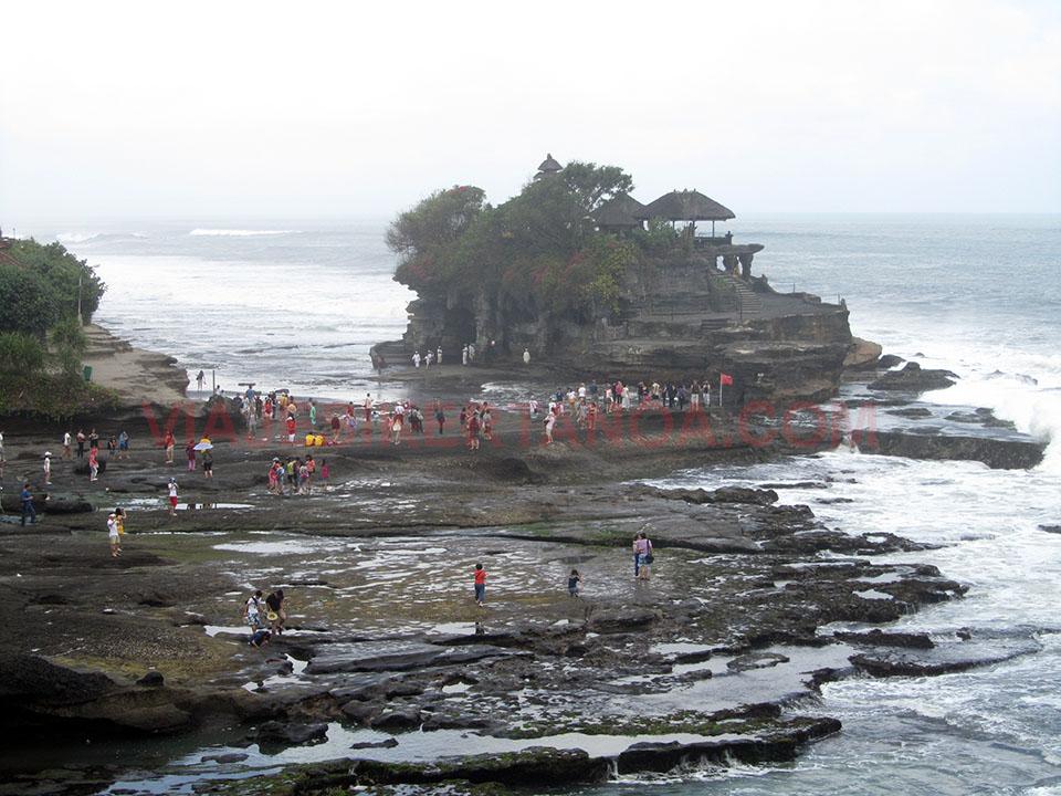 Península de Bukit en Bali, Indonesia