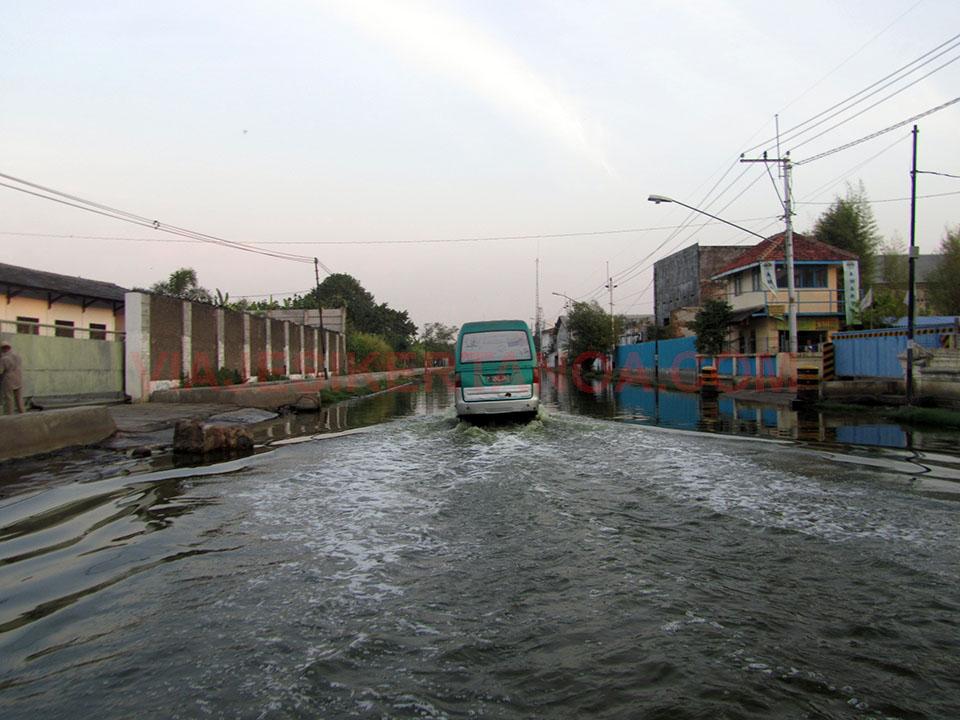 Semarang en Java, Indonesia