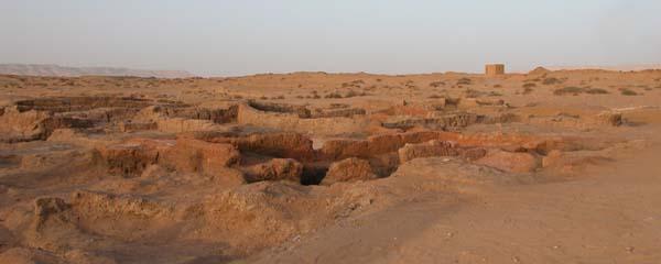 Vista general de Ain Asil