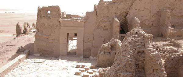 Templo de Osiris de Dush