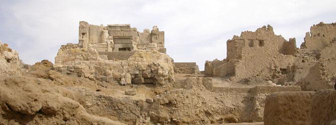 Visitas en Egipto: Oasis, Desiertos y Sinaí