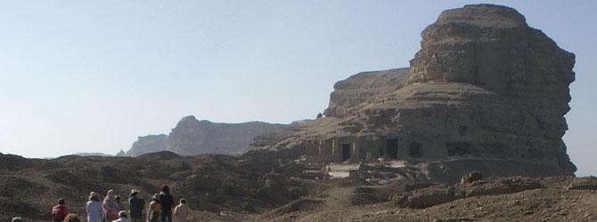 Visitas en Egipto: Egipto Medio - Viajes a Egipto