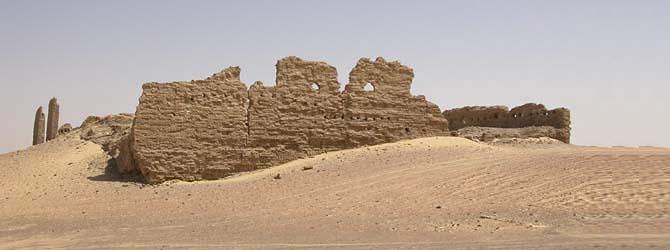 Nadura en Oasis de Kharga - Viajes a Egipto