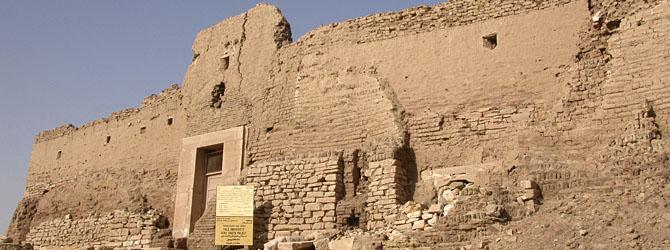Qasr al Ghueita en Oasis de Kharga - Viajes a Egipto
