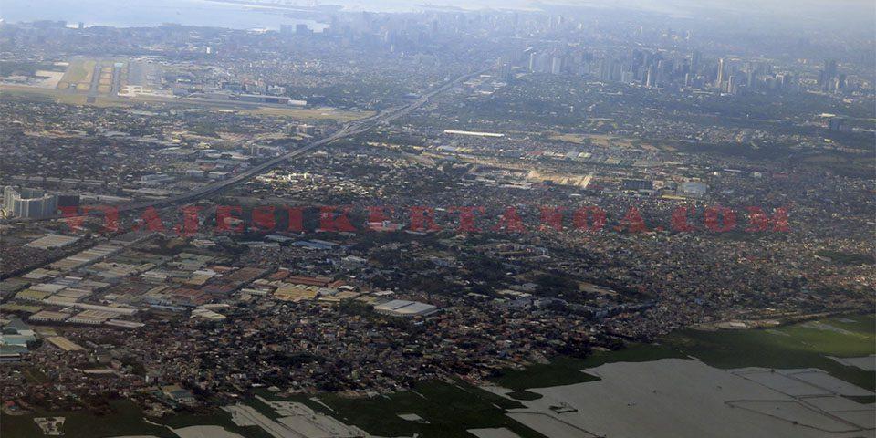 Avión a Manila