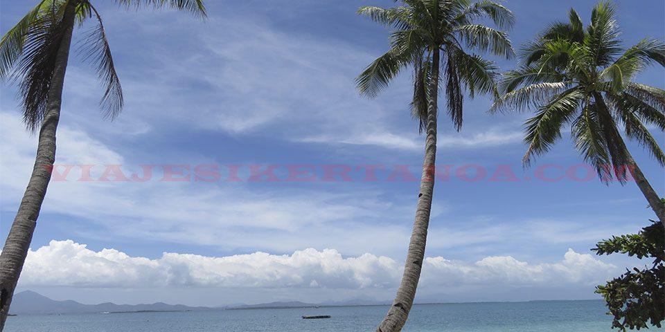 Bahía Honda en Puerto Princesa, Filipinas