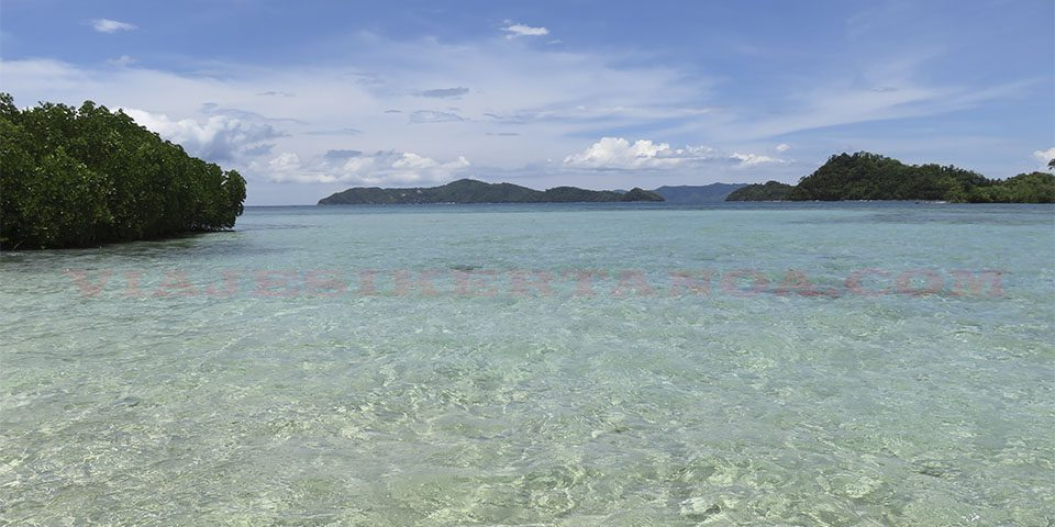Excursión a las islas cercanas a Port Barton en Palawan, Filipinas