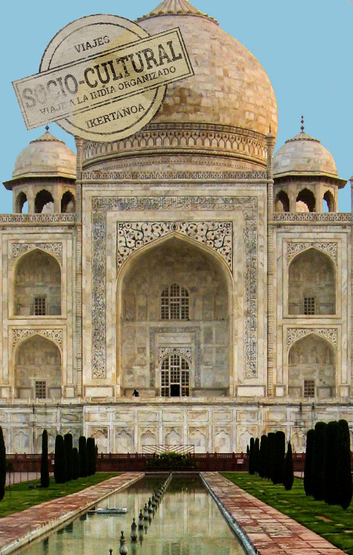 Viaje a la India organizado acompañado por Asesor de Viajes Ikertanoa. Tipo de viaje: Socio-cultural.