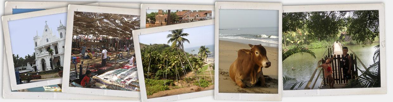 Visita a Goa, India, con Viajes Ikertanoa.