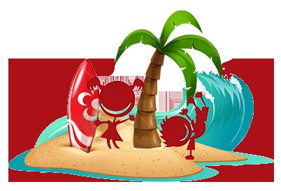 logo-ikertanoa-ninios-en-sumatra-haciendo-surf-img