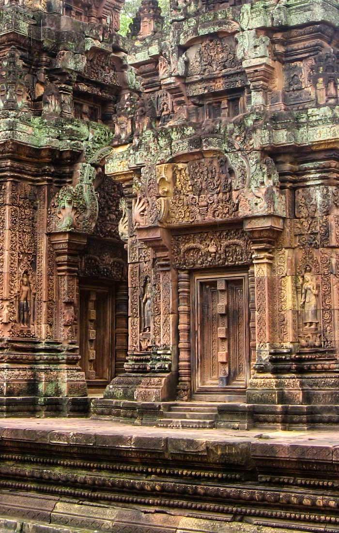 Fotografía de Camboya. Viajes a Asia con Viajes Ikertanoa, todo el asesoramiento y la información necesaria para viajar independiente y diferente.