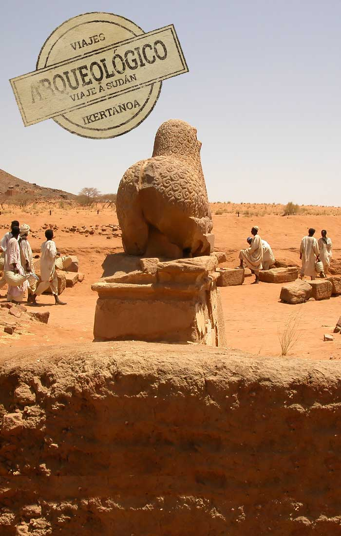Viajes a Sudán Arqueológicos.