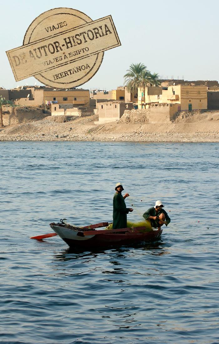 Viaje a Egipto De Autor - (1899-1902): Leonard Loat. Peces del Nilo y Pesca en Egipto y Nubia. Viajes Ikertanoa.
