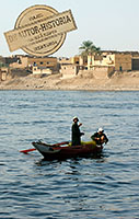 Viaje a Egipto De Autor - (1899-1902): Leonard Loat. Peces del Nilo y Pesca en Egipto y Nubia.