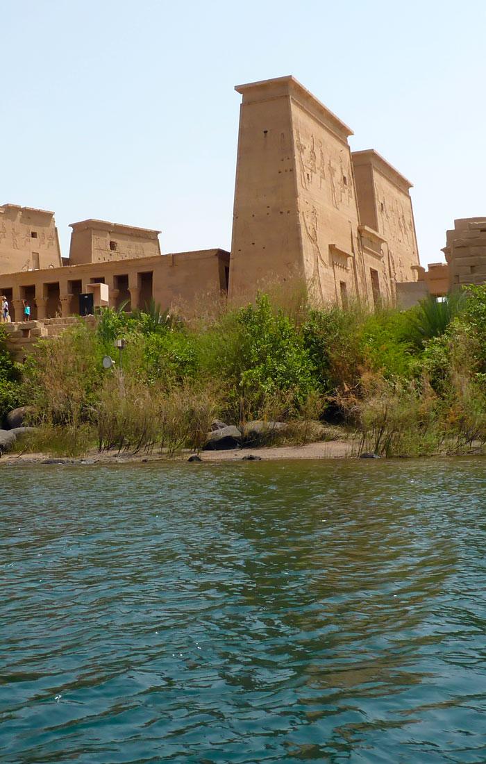 Viajes a Egipto con Crucero por el Nilo en Agosto seleccionados por Viajes Ikertanoa