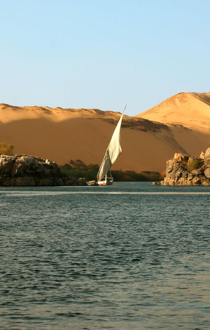 Viajes a Egipto con Crucero por el Nilo en Navidades seleccionados por Viajes Ikertanoa