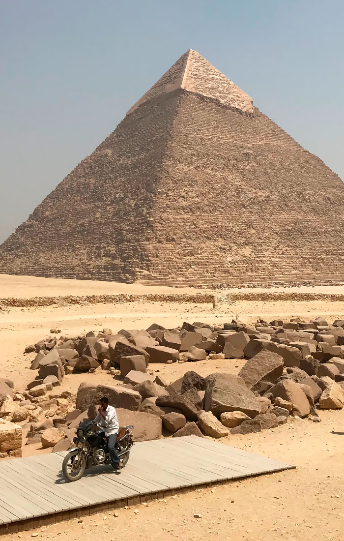Viaje a Egipto con Crucero por el Nilo Especial Nochevieja. Seleccionado por Viajes Ikertanoa.